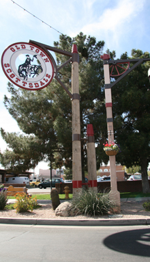 Oldtown Scottsdale Sign